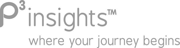 P3 Insights where your journey begins