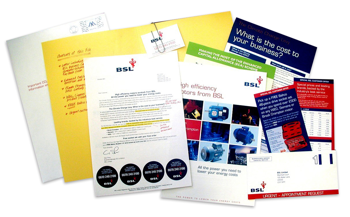 BSL direct mail file 3
